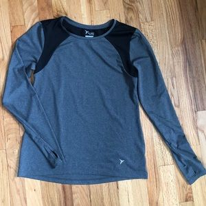 Activewear running work out top